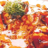 豚肉のトマトお好み