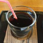 あめいろcafe - アイスコーヒー