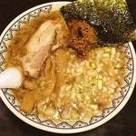 東京豚骨拉麺ばんから - 極ばんから 750円