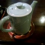 あずみ - 蕎麦湯1