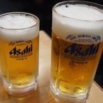 天満酒蔵 - 生ビール