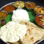 アーンドラ・ダイニング - Andhra Meals