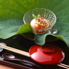 ふじ - 料理写真:節を表現する品々。彩り豊かな『先付』