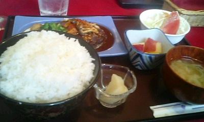 レストラン ぱぴえ
