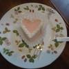 プティパニエ - 料理写真:ババロアオーフレーズ(315円)