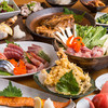 爽季 - 料理写真:スタンダードビュッフェは50品が食べ放題♪天ぷら・お刺身も食べ放題♪