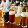 ビリー・バルゥーズ・ビア・バー - メニュー写真:自慢の樽生ビール!絞りたてがウマイッ!!!