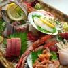 新富鮨 - 料理写真:ある日の刺身盛り合わせ