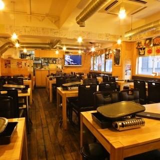新宿で韓国料理を貸し切りで楽しめる!