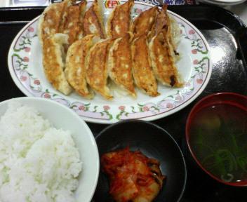 餃子の王将 イオン千歳店