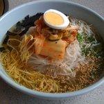 焼肉 慶松苑 - 冷麺