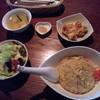 家庭厨房 楓 - 料理写真:社長さんのチャーハンランチ¥1000