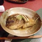 20572160 - 鯛のかぶと煮(ブレすぎ)