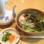 加辺屋 - 山菜そば