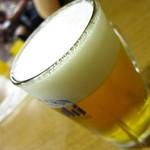 おかめ - 生ビール530円
