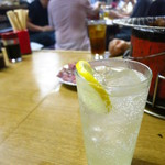 おかめ - レモンサワー