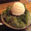 二寧坂ふたば - 料理写真:宇治しぐれ
