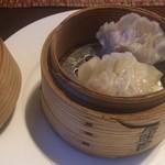 中国レストラン 蘇州 - フカヒレ入り蒸し餃子(オーダーバイキング)
