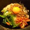 げんかや - 料理写真:石焼きビビンバ