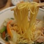 ロンドン - ちゃんぽん 麺