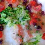 ニューヨーク・グリル - 白身魚料理