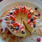 ニューヨーク・グリル - ケーキ