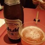 ニャーヴェトナム - 飲み放題のビールは瓶なのだ♪