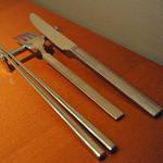 cucina Wada - 箸もある