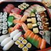 割烹音羽鮨 - 料理写真:にぎり鉢盛