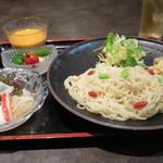 爆香房 - 海鮮涼麺