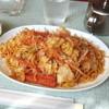 スマトラ - 料理写真:焼そばセットの焼そば