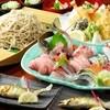 五六八そば - 料理写真:コースは全てに名物「舟盛り蕎麦」が付きます!