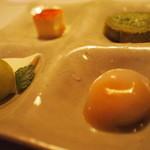 先斗町 魯ビン - 4種のデザート