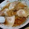 きらく - 料理写真:チャーシューメン ¥650