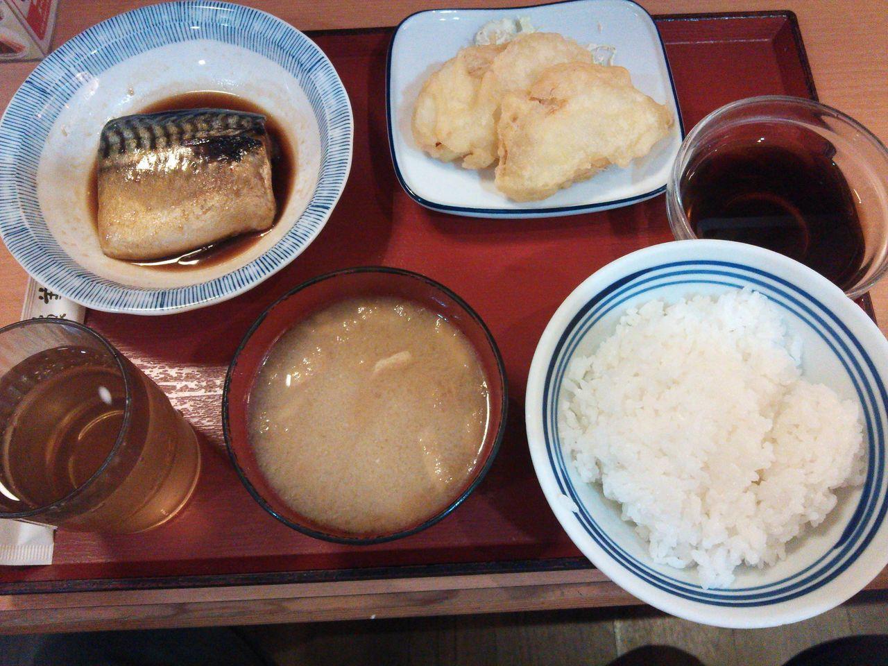 内平野町食堂