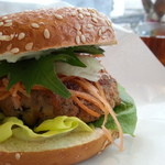 20640076 - 豆腐ハンバーガー