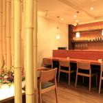 みのりCafe - 和モダンのくつろぎ空間なので、散策途中にほっと一息!