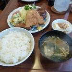 つかさ - ランチ(700円)