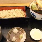 しこう庵 - 小天丼セット 1150円