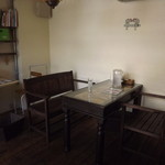 タイ料理研究所 - 私の座った席