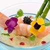 インターナショナル キュイジーヌ サブゼロ - 料理写真:世界の味を融合させた独自のフュージョン料理