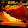 WINE BAR  Adagio - 料理写真:スペイン産 原木 ハモンセラーノ☆