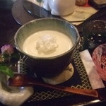 茶房 てまり - 牛乳寒天