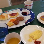 ザ・ビーチタワー沖縄 - 朝食(バイキング)