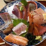 海鮮料理 みはる - なぶらの刺身