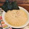 環七ラーメン 周麺 - 料理写真:環七らーめん680円(鬼油) 熟成醤油ダレに自慢のスープを合わせ、切り刃16番の麺がよくからむ。際上質のA脂を大量に