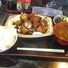 あづま - 料理写真:一口カツ定食