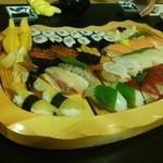 吟寿司 - 2013/08