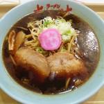 らーめんさんぱち - 刈谷ブラックラーメン