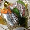 なす野 - 料理写真:サンマ刺し
